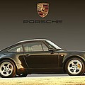 Porsche 911 3.2 Carrera 964 Turbo by Ganesh Krishnan