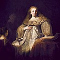 Rembrandt, Harmenszoon Van Rijn, Called by Everett
