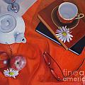 1530 Time For Tea by Diana Marshall