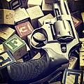 154 Bullets In 5 Minutes by Edward Fielding