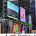 1540 Broadway by Paulette B Wright