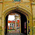 1540 Entrance To Enkhuizen-netherlands by Ruth Hager