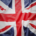 British Flag 23 by Les Cunliffe