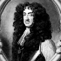Charles II (1630-1685) by Granger