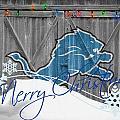 Detroit Lions by Joe Hamilton