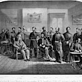 Lee's Surrender, 1865 by Granger