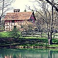 1600's English Home by Nicole  Lambert