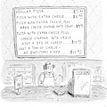 New Yorker August 14th, 2000 by Roz Chast