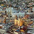 Guanajuato, Mexico by John Shaw