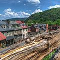 Hdr - Harpers Ferry by Dem Wolfe