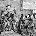 Henry Viii (1491-1547) by Granger