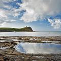 Kimmeridge Bay In Dorset by Ian Middleton