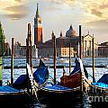Venice In Italy by Tomas Marek