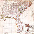 1776 - The Seat Of War In The Southern British Colonies by Kayleigh Green