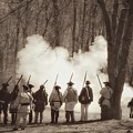1781 Guilford Court House Battle by Benanne Stiens