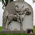 17th Pennsylvania Cavalry by Guy Whiteley