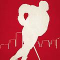 Detroit Red Wings by Joe Hamilton