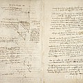 Notes By Leonardo Da Vinci, Codex Arundel by British Library