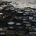 The Giants Causeway by John Shaw