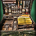 1800's Fingerprint Kit by Lee Dos Santos