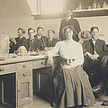 1800s Medical School  by Paul Ashby Antique Image