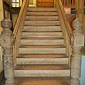 1800's Vintage Stairs by Donna Wilson