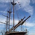 1812 Tall Ships Peacemaker by Lingfai Leung