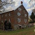 1823 North Carolina Grist Mill by Adam Jewell