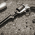 1851 Navy Revolver 36 Caliber - 2 by Mike McGlothlen
