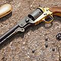 1851 Navy Revolver 36 Caliber by Mike McGlothlen