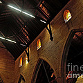 1865 - St. Jude's Church  - Interior 2 by Kaye Menner