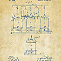 1873 Brewing Beer and Ale Patent Artwork - Vintage by Nikki Marie Smith