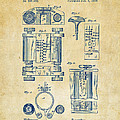 1889 First Computer Patent Vintage by Nikki Marie Smith