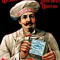 1895 Shredded Codfish Breakfast by Historic Image