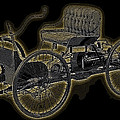 1896 Quadricycle Henry Fords First Car by Marvin Blaine