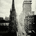 1898 Broadway New York City by Historic Image