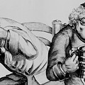 18th Century Engraving Of Alcoholics by National Library Of Medicine/science Photo Library