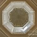 18th Century State House Rotunda Dome by Mark Dodd
