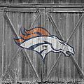 Denver Broncos by Joe Hamilton