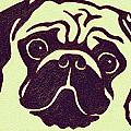 Pug The Dog by MotionAge Designs