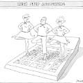 New Yorker June 25th, 2007 by Jack Ziegler