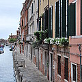 Venice Canal by Richard Booth