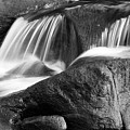 Waterfall by Les Cunliffe