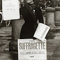 1900s British Suffragette Woman by Vintage Images