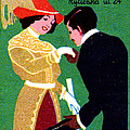 1905 Prague Fashion Poster by Historic Image