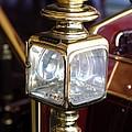1907 Panhard Et Levassor Lamp by Jill Reger