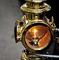 1907 Stanley Steamer - Sidelight by Kaye Menner