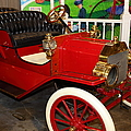 1908 Ford Model T Touring 5d25560 by Wingsdomain Art and Photography