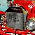 1909 Ford Digital Art by A Gurmankin
