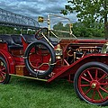 1909 Washington 5 Passenger Touring by Tim McCullough